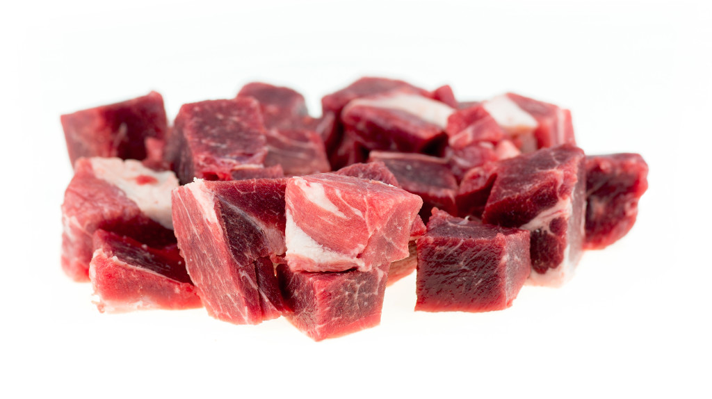 Beef Topside Cube
