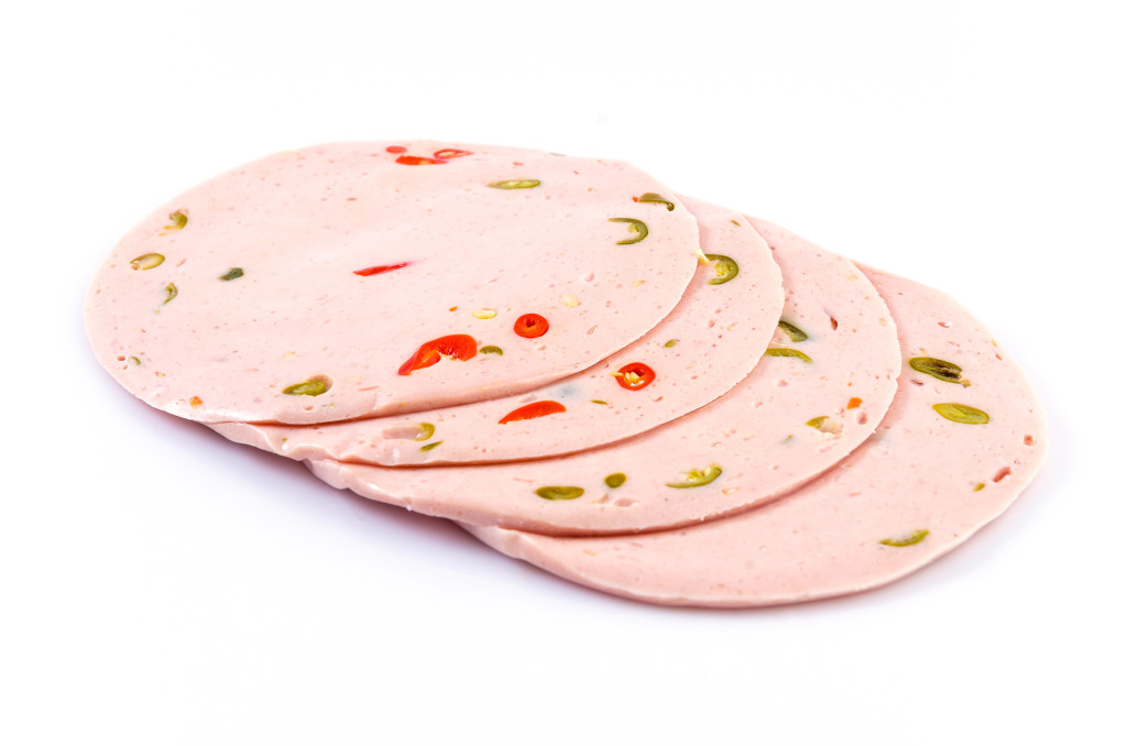 Chicken Mortadella