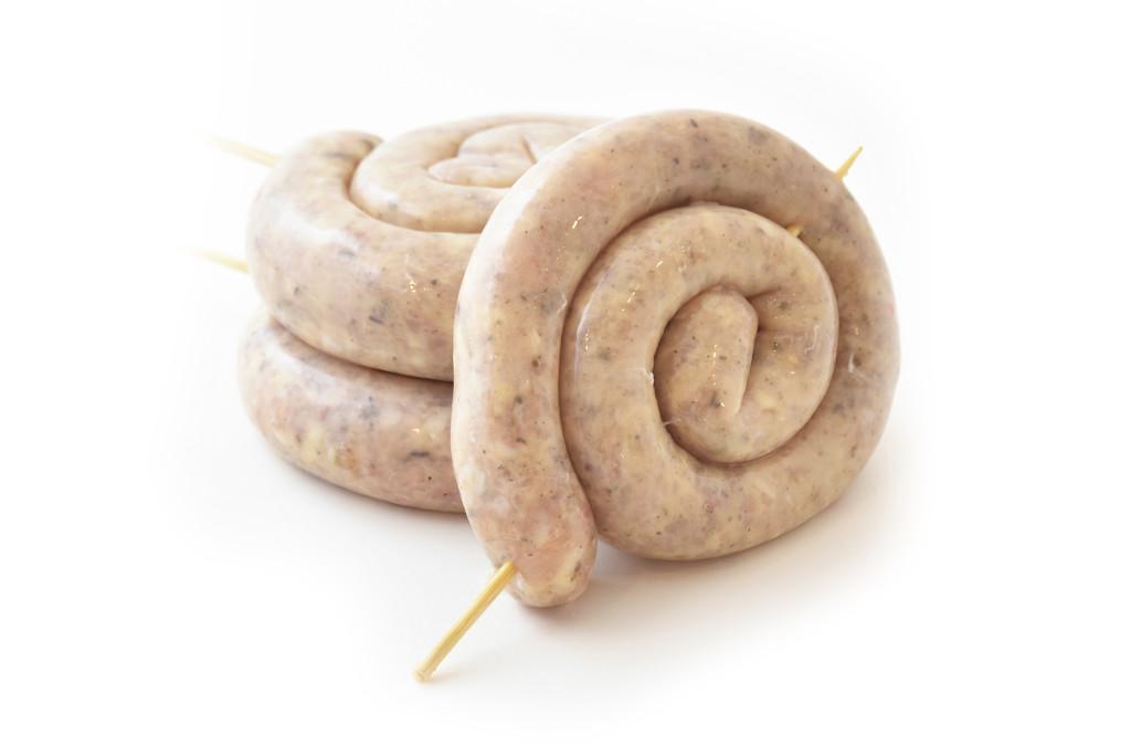 Chicken Snail Sausage