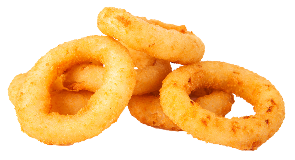 Onion Rings Edge Out